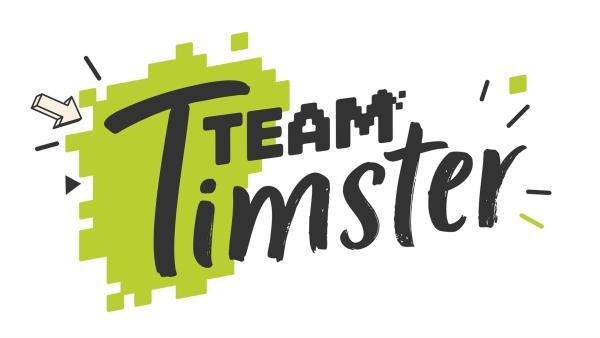 Team Timster - Sendungslogo | Rechte: KiKA