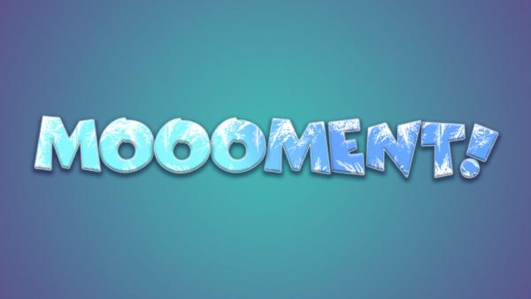 Moooment! - Logo    Rechte: KiKA