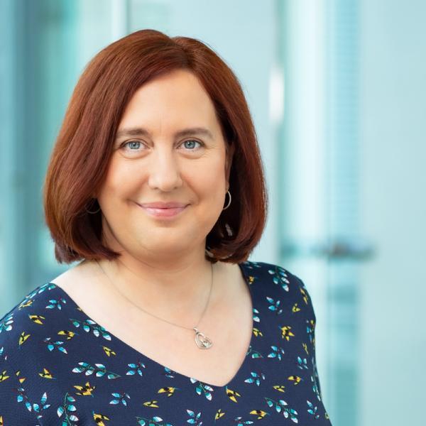 Dr. Astrid Plenk, KiKA-Programmgeschäftsführerin | Rechte: KiKA/Carlo Bansini